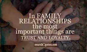 Family Loyalty Quotes | Quotes about Family Loyalty | Sayings ... via Relatably.com
