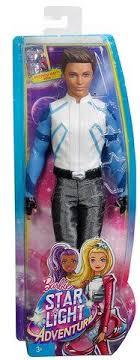 <b>Кукла Mattel Barbie</b> Ken Принц галактики — купить в интернет ...