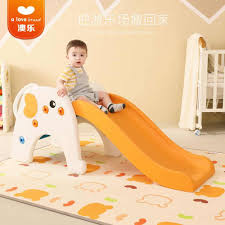 New Style <b>Baby</b> Toy Slide Lengthened <b>Thicken Baby</b> Toddler Kids ...