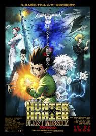 <b>Hunter</b> × <b>Hunter</b>: The Last Mission - Wikipedia