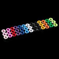 <b>100pcs</b>/<b>Lot</b> 2.5mm/3mm/4mm/4.5mm DIY hollow rivet shoes eyelet ...