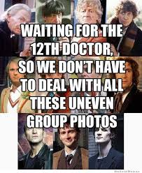 Waiting For The 12th Doctor | WeKnowMemes via Relatably.com