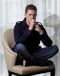 Michael Buble Being Stalked by a Velociraptor | PopMatters via Relatably.com