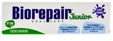 Купить <b>Зубная паста Biorepair Junior</b> Mint детская со вкусом ...