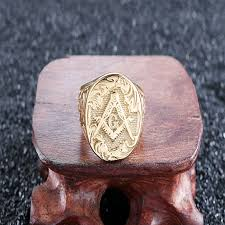 <b>oulai777</b> mes signet ring <b>2019</b> Wholesale <b>stainless</b> steel rings Big ...