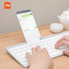 Xiaomi Mijia <b>Miiiw</b> Bluetooth Dual Mode Keyboard <b>MWBK01</b> 104 ...