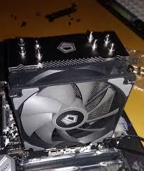 Обзор на <b>Кулер</b> для процессора <b>ID</b>-<b>Cooling SE</b>-<b>224</b>-<b>XT Basic</b>
