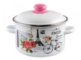 Купить <b>Кастрюля Appetite Париж 5.5L</b> 1RD221M по низкой цене в ...
