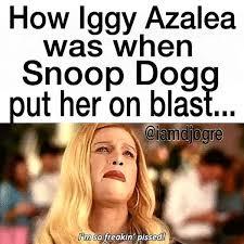Snoop Dogg Compares Iggy Azalea to Marlon Wayans' White Chicks ... via Relatably.com