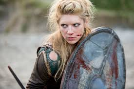 uncategorized hum and chuck lagertha is the first wife of ragnar and is perhaps the most badass w on television she s played by canadian actress katheryn winnick who has black