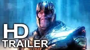 <b>AVENGERS 4</b> ENDGAME Thanos Trailer NEW (2019) <b>Marvel</b> ...