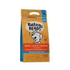 <b>Сухой корм</b> для собак <b>Barking Heads</b> в интернет-магазине ...