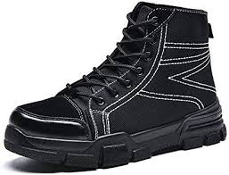 <b>Men's Fashion Winter</b> Boots Casual Youth Classic <b>British Style</b> High ...