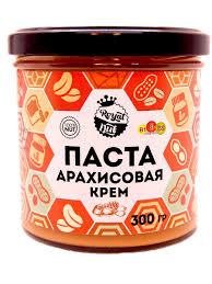 <b>Арахисовая</b> паста Крем (300гр) <b>RoyalNut</b> 10964485 в интернет ...
