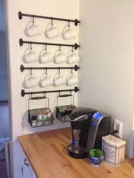 china cabinets coffee and china on pinterest built coffee bar makeover