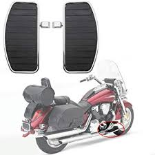 Artudatech Motorbike <b>Foot Rest</b>, Motorcycle <b>Front</b> and <b>Rear</b> ...