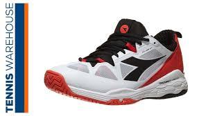 Diadora Speed Blushield <b>Fly</b> 2 <b>Men's</b> Tennis <b>Shoe</b> Review - YouTube