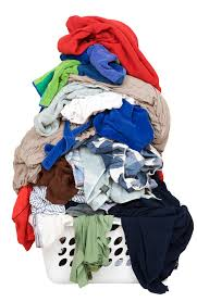 Image result for laundry baskets full of clothes