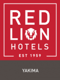 Image result for picture of the Red Lion Hotel in Yakima