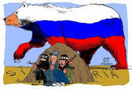 Resultado de imagem para O Urso Russo