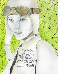 the reconstructionists when amelia earhart b 24 1897 disappeared over the pacific on