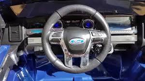 <b>Детский электромобиль Dake Ford</b> Ranger Blue 4WD MP4 – DK ...