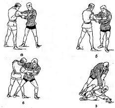 Техника борьбы самбо (часть 4) <b>Подножки</b> в самбо     Все о ...