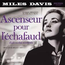 <b>Miles Davis</b> - <b>Ascenseur</b> Pour Lechafaud - LP – Rough Trade