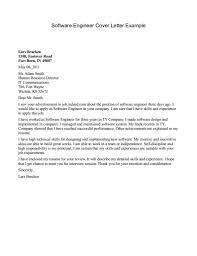 example of mechanical engineering internship cover letter cover cover letter engineering internship for software engineer example ➥ biotech engineering