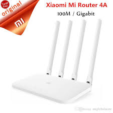 Computers & Accessories Networking Devices <b>MI Router 4A</b> Gigabit ...