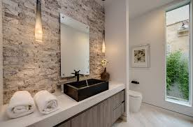 modern master bathroom with luxury pendant lights bathroom pendant lighting