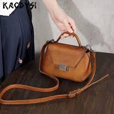 Designer <b>Handmade Genuine Leather</b> Small Girls Crossbody ...
