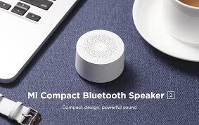 <b>Xiaomi Mi Compact</b> Bluetooth Speaker 2: миниатюрная ...