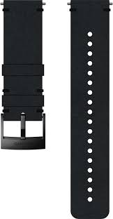<b>Ремешок Suunto 24 Urb2</b> Leather Strap Black/Black M