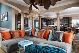 tropical living rooms: cozy amp colorful living room tropical living room