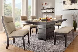 small dining bench:  dining room modern and cool small dining room ideas for home good small dining room