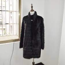 2019 <b>women</b> winter <b>real mink fur coats</b> 100% <b>genuine real mink fur</b> ...