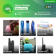 Store Pinokio - Kelapa Dua, Kab. Tangerang | Tokopedia