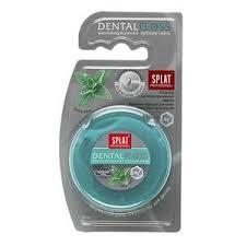 Купить Нить зубная «SPLAT Professional» - <b>Dental</b> floss, мятная ...