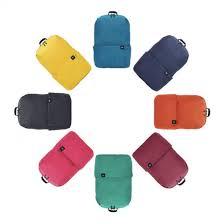 <b>Рюкзак XIAOMI Mi Colorful</b> Small Backpack (Black)
