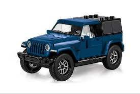 <b>Конструктор COBI</b> Джип <b>Jeep Wrangler</b> Sport S COBI-24115 ...