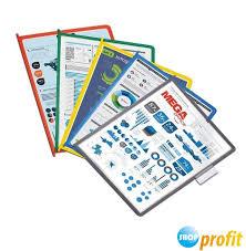 <b>Демопанель ProMEGA Office</b> (А4, пластик) (FDS001-10C) 10шт ...