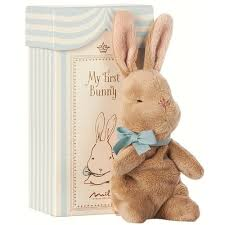 "<b>Мягкая игрушка</b> ""<b>Мой</b> первый заяц"", 19 см <b>Maileg</b> – купить по цене ..."