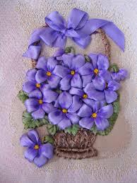 Пин на доске Ribbon Flowers