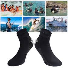 Boots, Booties Sporting Goods <b>1 Pair Men Women</b> 3mm Neoprene ...