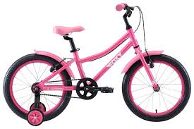 Детский <b>велосипед STARK Foxy 18</b> Girl (2020) — купить по ...