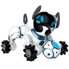 Мини-<b>робот</b> «Собачка ЧИП», <b>WowWee</b>, 1 шт., Канада - купить c ...