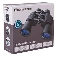 отзывы <b>Bresser Hunter 16x50</b> (черный)