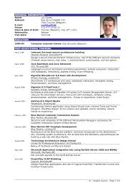 resume format  x  making  seangarrette cobest resumes examples for personal information with education as computer sciences license   resume format