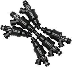 6 Pcs 23250-65020 Fuel Injectors Fits 89-95 Toyota ... - Amazon.com